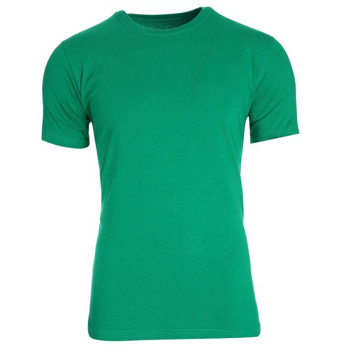 Unisex Yeşil Tişört Ky1019-Ysl 1172084