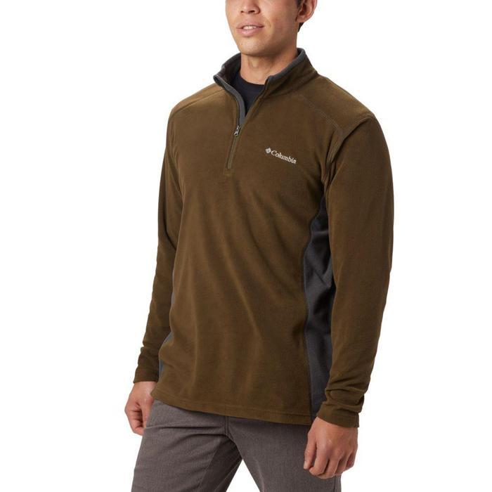 Klamath Range Erkek Kahverengi Polar Sweatshirt AM6558-320 1151042