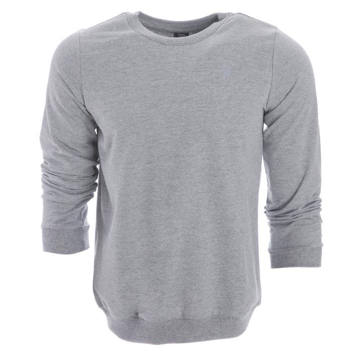 Boyswetop Çocuk Gri Günlük Stil Sweatshirt 711224-GRI 1158291