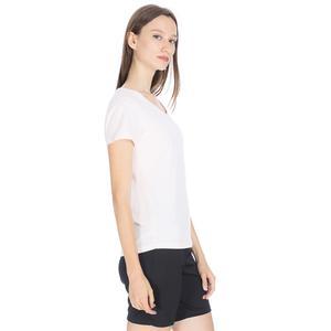 Flakestop Kadın Pembe Koşu Tişört 710180-NDE