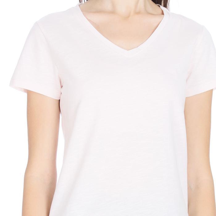 Flakestop Kadın Pembe Koşu Tişört 710180-NDE 1063758