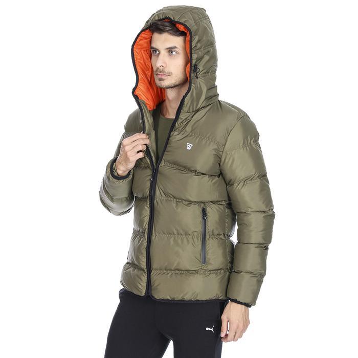Erkek Haki Kapüşonlu Outdoor Mont 710752-HKI 1127707