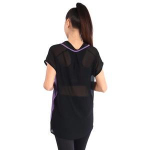 Kestulert Kadın Mor Koşu Tişört 710433-Plb