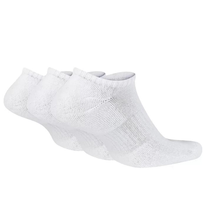 Everyday Cushioned Beyaz 3Lü Çorap SX7673-100 1042051