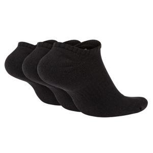 Everyday Cushioned Siyah 3Lü Çorap SX7673-010