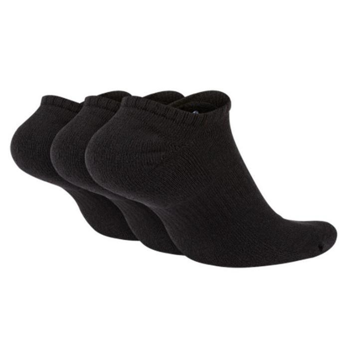 Everyday Cushioned Siyah 3Lü Çorap SX7673-010 1042049