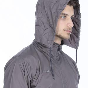 Spt Erkek Gri Koşu Yağmurluk TK17KMP05-00A-SP