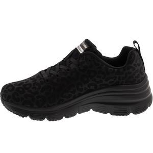 Fashion Fit Kadın Siyah Günlük Ayakkabı 88888179 BBK