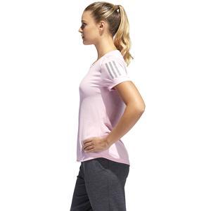 Own The Run Kadın Pembe Koşu Tişört DQ2633