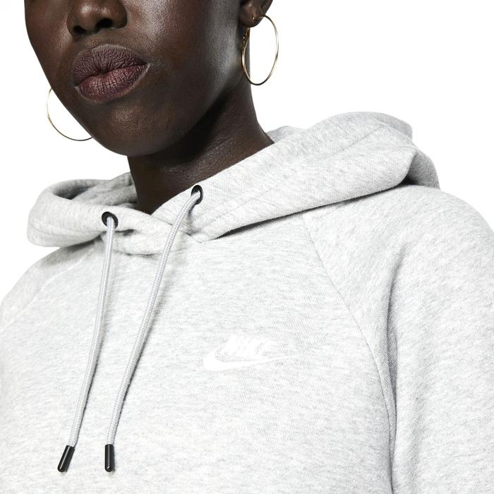Essential Kadın Gri Günlük Stil Sweatshirt BV4124-063 1156356