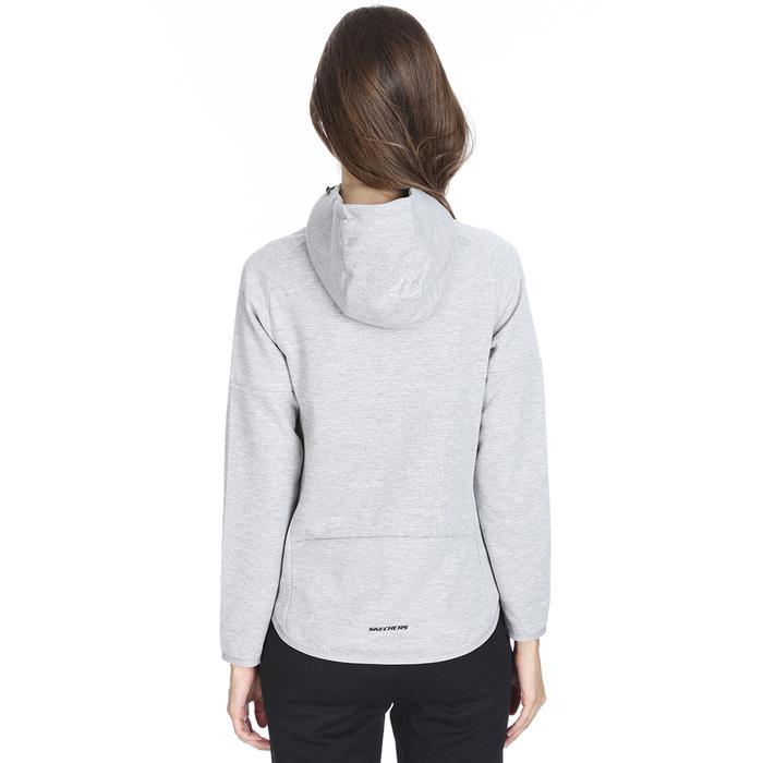 2X i-Lock Kadın Gri Günlük Stil Sweatshirt S192202-035 1149461