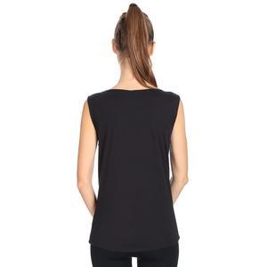 Kesmixtul Kadın Siyah Atlet 710723-SYH