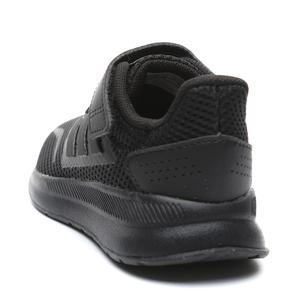 Runfalcon Çocuk Siyah Spor Ayakkabı EG2225