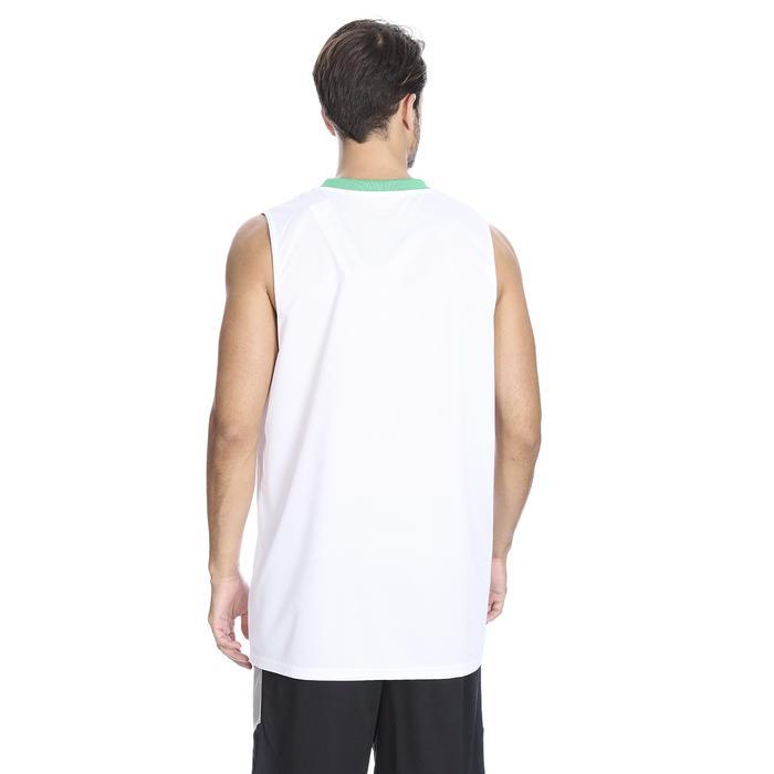 Cougar Erkek Beyaz V Yaka Basketbol Forması 201421-0BY 636443