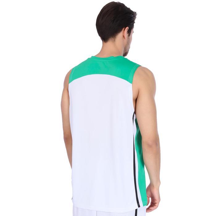Bronco Erkek Beyaz Basketbol Forması 201422-BYS 636381