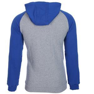 Erkek Gri Günlük Stil Sweatshirt Tke1135-Mgm
