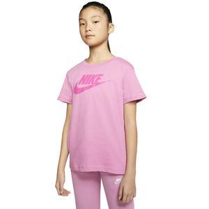 Sportswear Tee Basıc Futura Çocuk Pembe Günlük Tişört AR5088-693