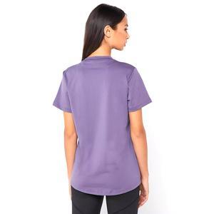 D2m Kadın Mor Antrenman  Tişört  FL9218