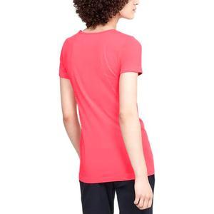 Seamless Ss Kadın Kırmızı Tişört 1351604-628