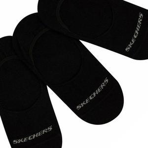 U SKX No Show Socks 3 Pack