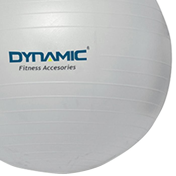 55 Cm Unisex Gri Pilates Topu 1DYAKGYMBALL-55C-013 1198017