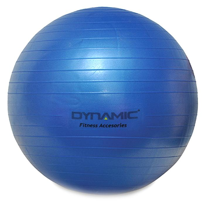 55 Cm Unisex Mavi Pilates Topu 1DYAKGYMBALL-55C-034 1198018