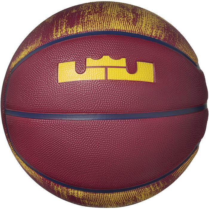 Lebron Skills NBA Unisex Turuncu Basketbol Topu N.KI.14.941.03 1042214