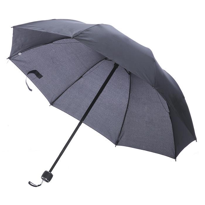 Siyah Ekoseli Katlanabilir Şemsiye 20200109-10-SIYAHEKO 1180759