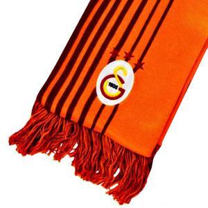 Gs Supporters Sarı-Kırmızı Futbol Atkısı 619347-868