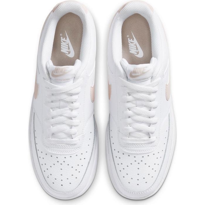 Court Vision Low Kadın Beyaz Günlük Stil Ayakkabı CD5434-105 1211432