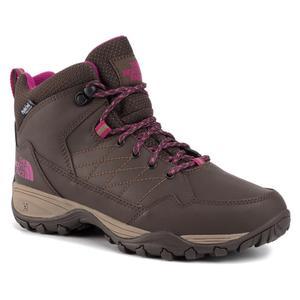Storm Strike 2 Wp Kadın Kahverengi Outdoor Ayakkabı NF0A3RRRGTJ1