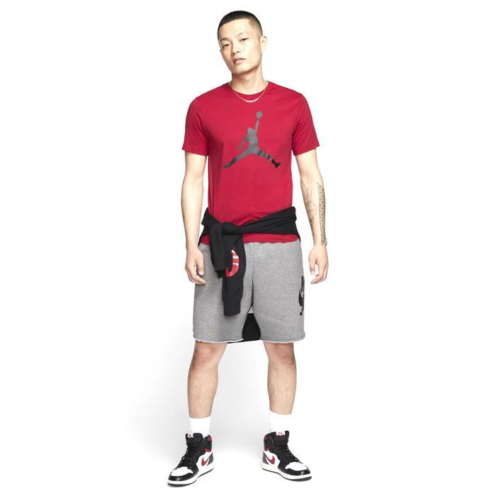 Jordan Jumpman Ss Crew NBA Erkek Kırmızı Basketbol Tişört CJ0921 687 1110661