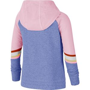 Nsw Heritage Fz Hoodie Çocuk Mavi Tenis Sweatshirt CU8293-478