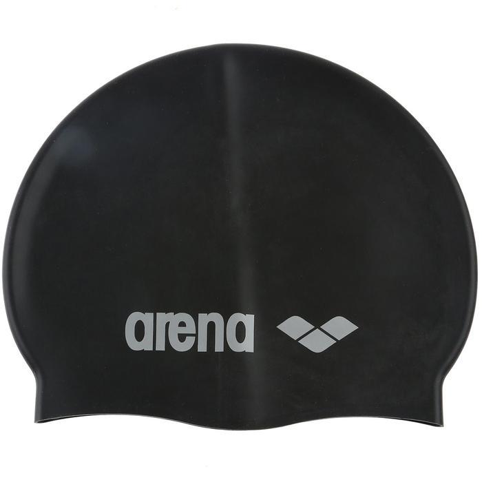 Classic Silicone Unisex Siyah Yüzücü Bone 9166255 407002