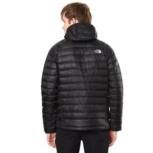 Trevail Hoodie Jacket Erkek Siyah Outdoor Mont NF0A39N4KX71