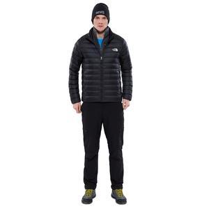 Trevail Jacket Erkek Siyah Outdoor Mont NF0A39N5KX71