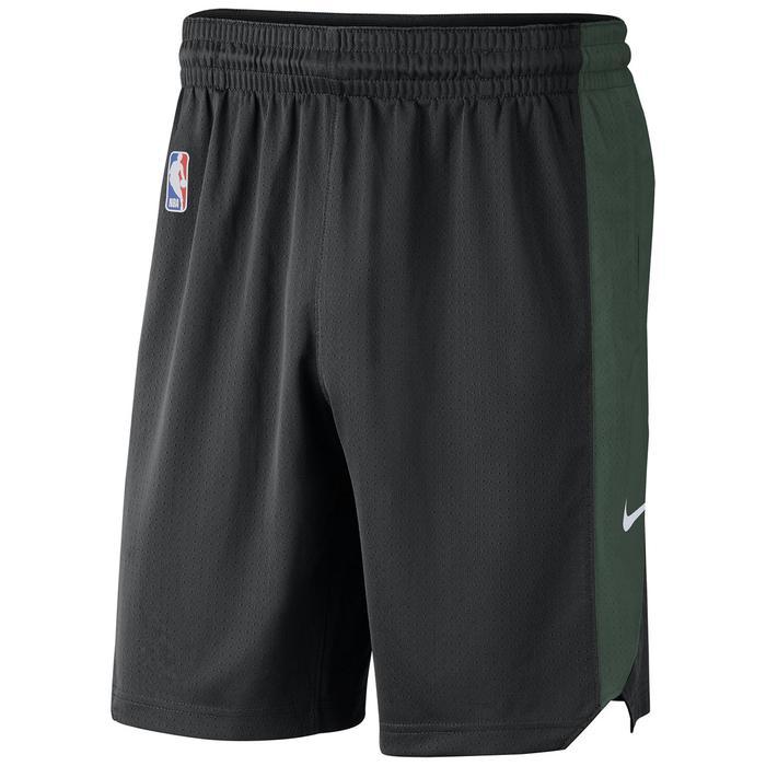 Mil M Nk Practice 18 Erkek Siyah Basketbol Şortu AJ5083-010 1211218