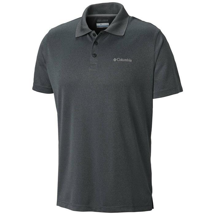 Utilizer Erkek Siyah Günlük Polo Tişört AO0126-011 1189294