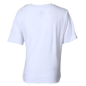Boyflacrew Çocuk Beyaz Günlük Stil Tişört 711220-BYZ