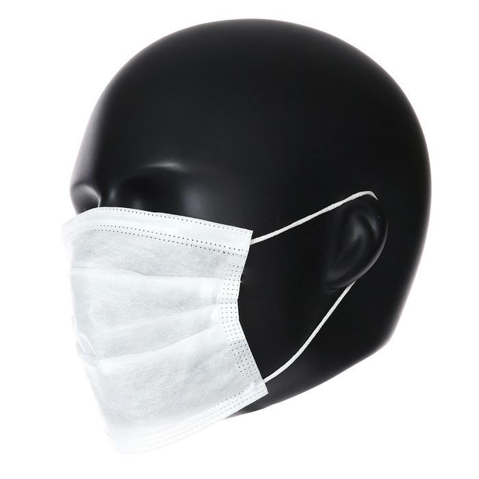 Üç Katlı Telli 10lu Cerrahi Maske SPT-MASKE10 1220338