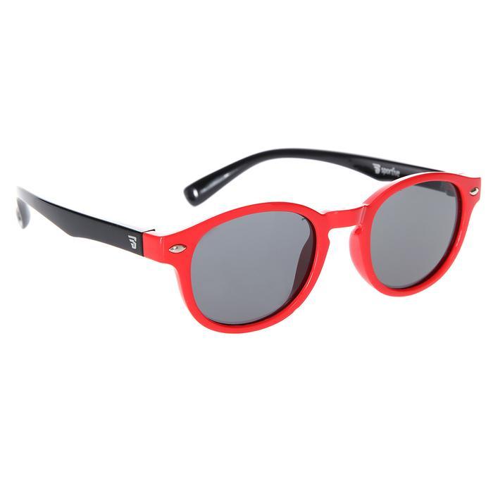 Çocuk Kırmızı Opak Güneş Gözlüğü SPT-1009C3 1189492