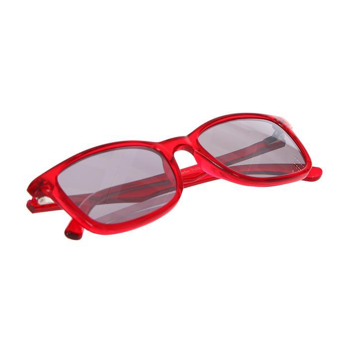 Çocuk Kırmızı Kristal Güneş Gözlüğü SPT-10164949A 1189454
