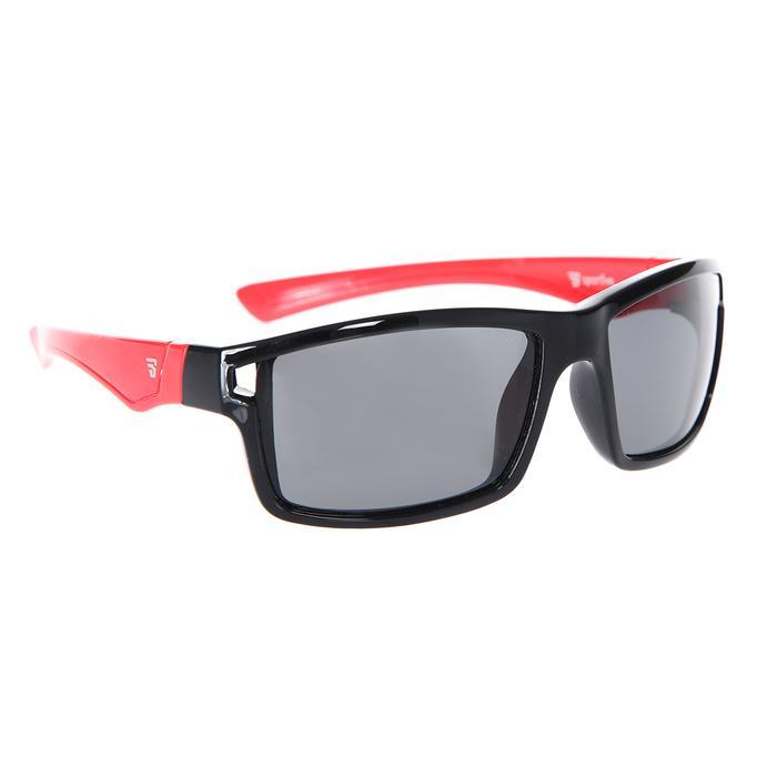 Çocuk Kırmızı Opak Güneş Gözlüğü SPT-1002C2 1189483