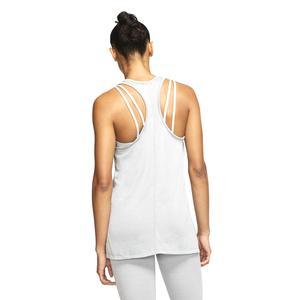 Yoga Layer Tank Kadın Gri Antrenman Atleti CQ8826-073