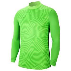 Gardien III Gk Jsy Ls Erkek Yeşil Futbol Uzun Kollu Tişört BV6711-398