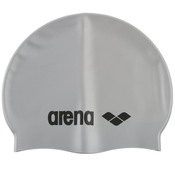 Classic Silicone Unisex Sarı Yüzücü Bone 9166251 407001