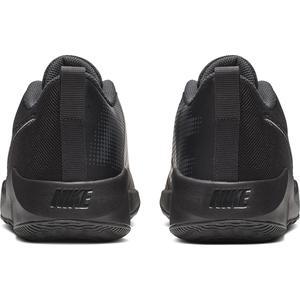 Team Hustle Quick 2 (Gs) Çocuk Siyah Basketbol Ayakkabısı AT5298-001
