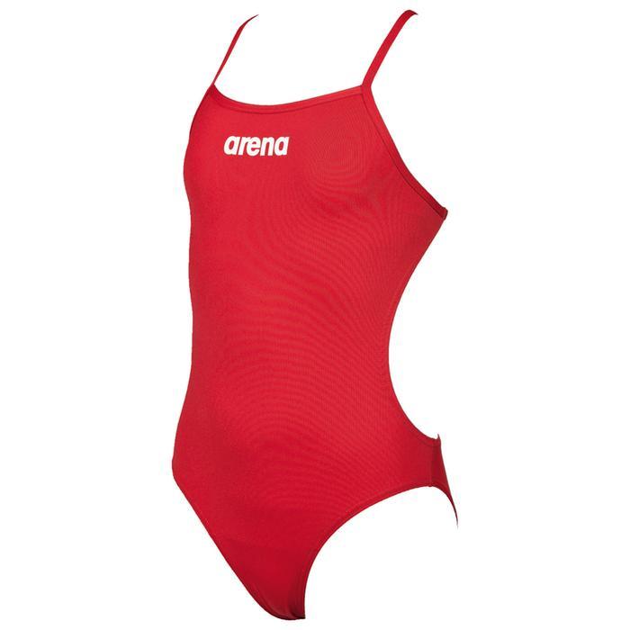 G Solid Lightech Jr Çocuk Kırmızı Yüzücü Mayo 2A26445 813723
