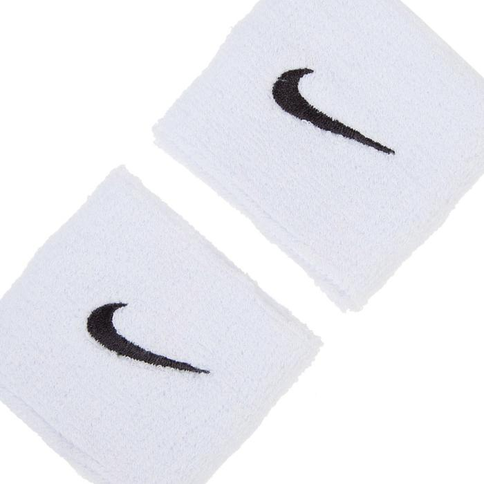 Swoosh Wristbands Unisex Beyaz Antrenman Bileklik N.NN.04.101.OS 307853