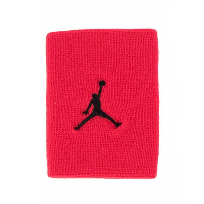 Jordan NBA Jumpman Unisex Kırmızı Basketbol Bileklik J.KN.01.605.OS 1016013